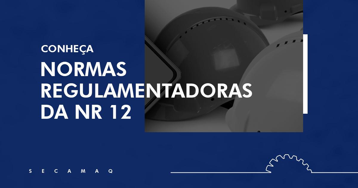 Read more about the article Saiba tudo sobre a norma regulamentadora NR 12