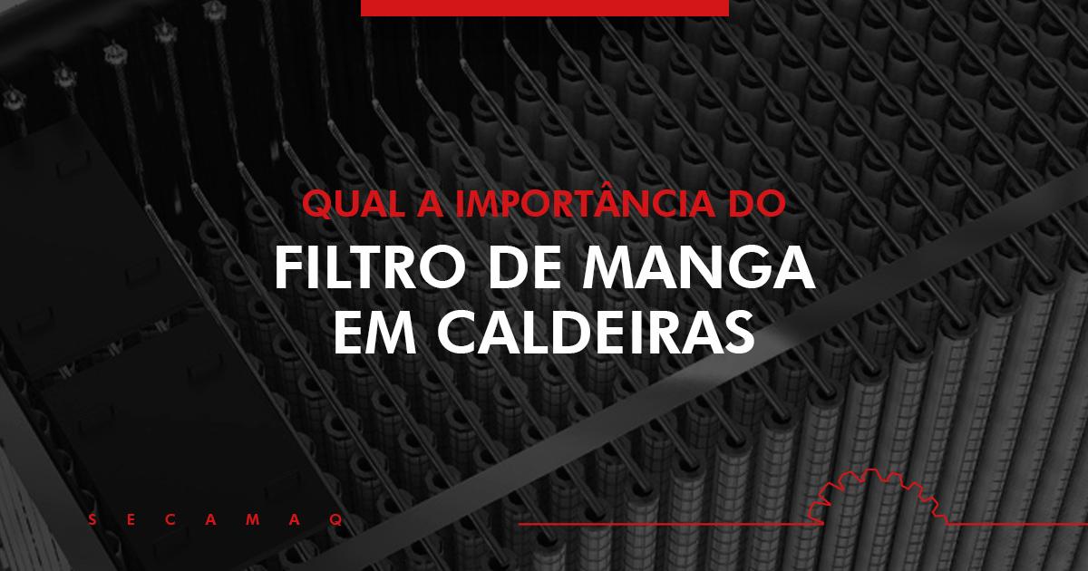 You are currently viewing Filtro de mangas na Indústria – Saiba o que é e como funciona