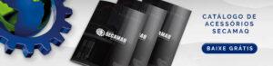 Conheça nosso catálogo de acessórios para caldeiras, baixe grátis! | Secamaq