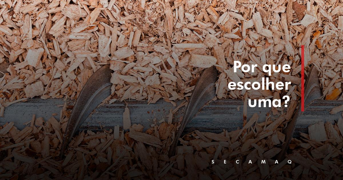 Caldeira a biomassa – Por que você deve escolher uma?