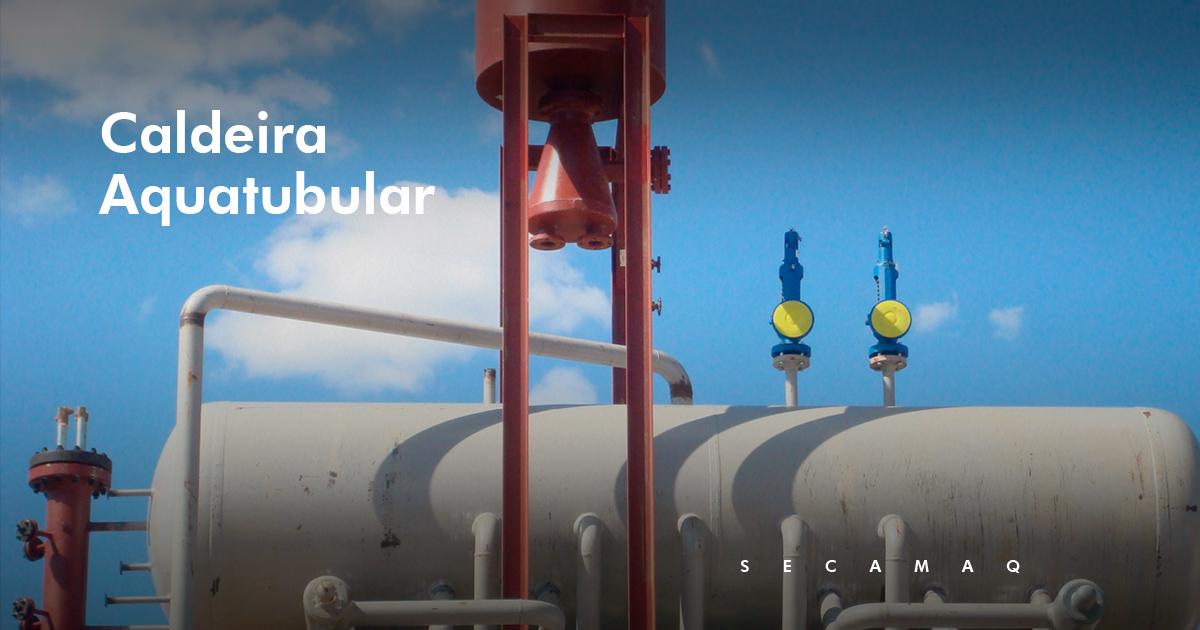 You are currently viewing Caldeira aquatubular: Saiba como funciona e conheça suas vantagens